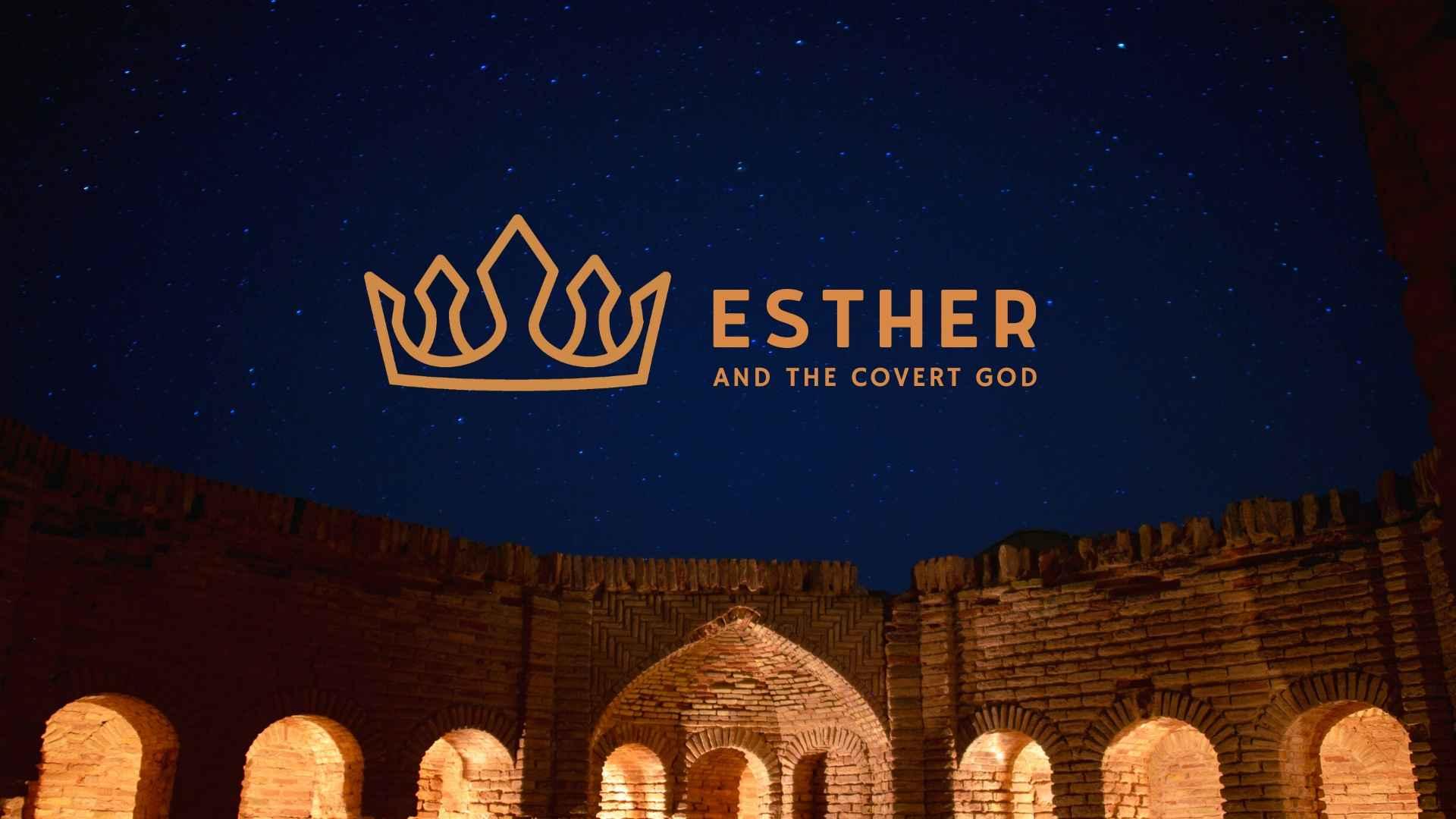 Esther Series Logo