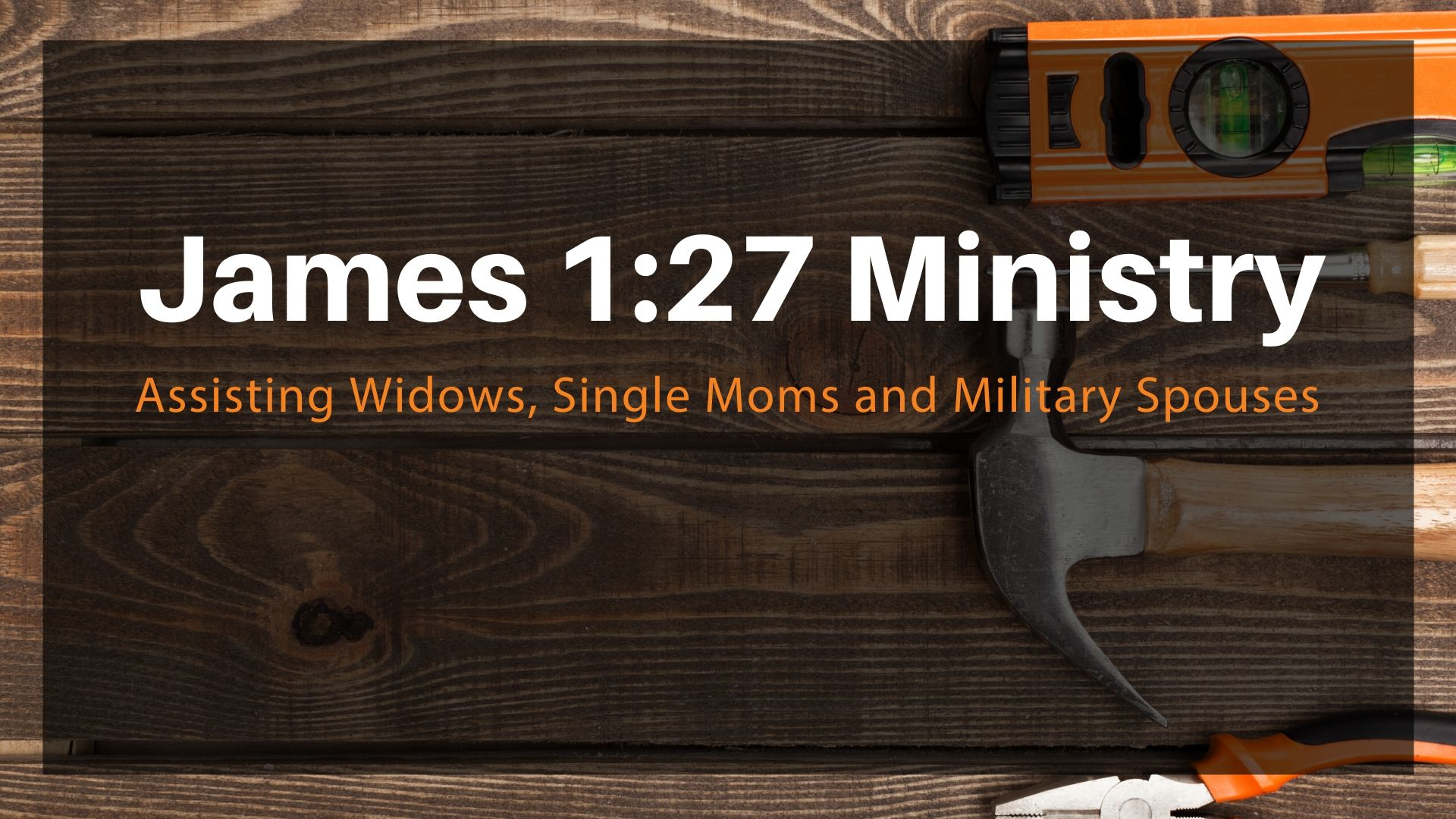 James 1_27 Ministry...