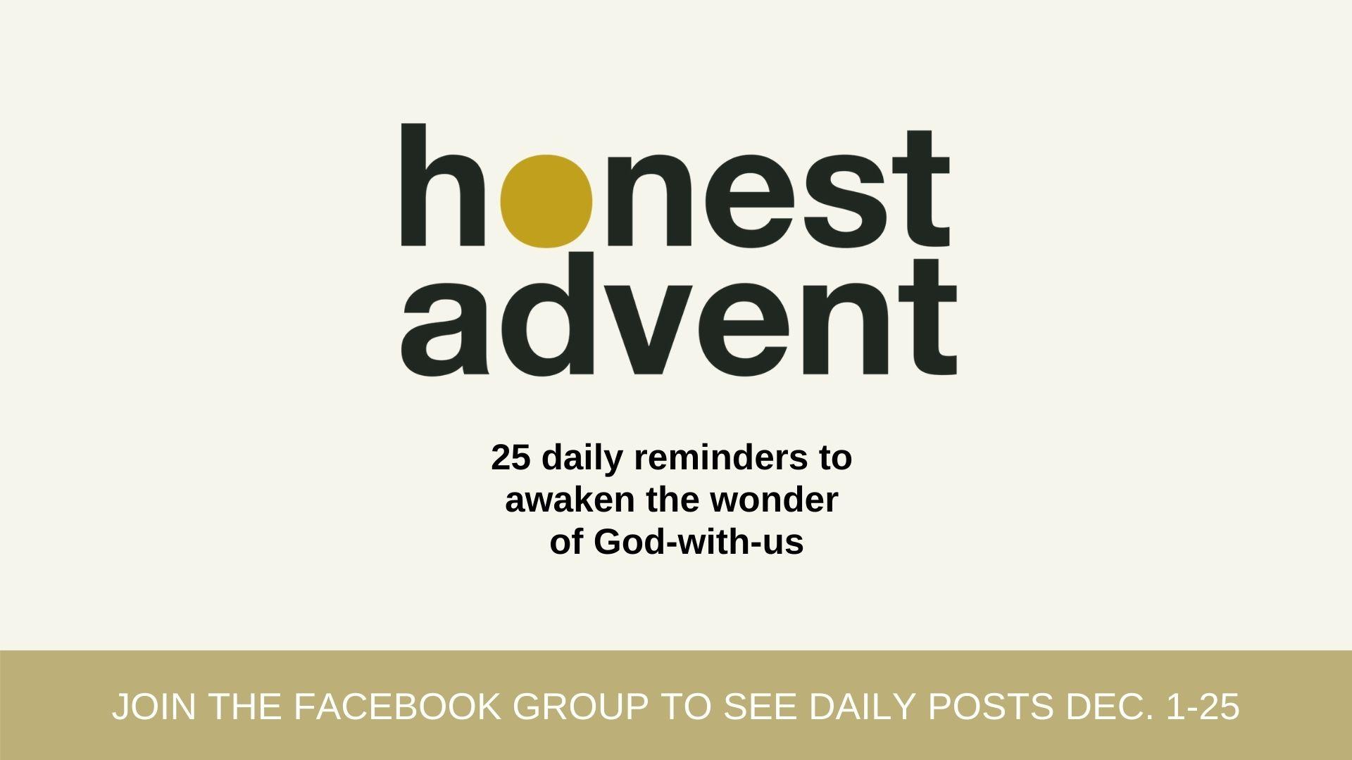 Copy of Honest Advent - wallpaper (2)