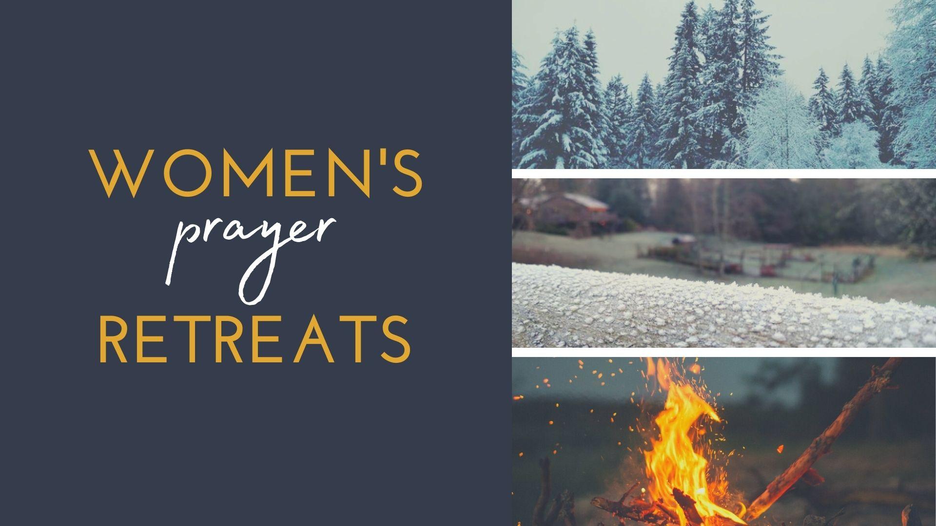 Final Women's Prayer Retreat Slides