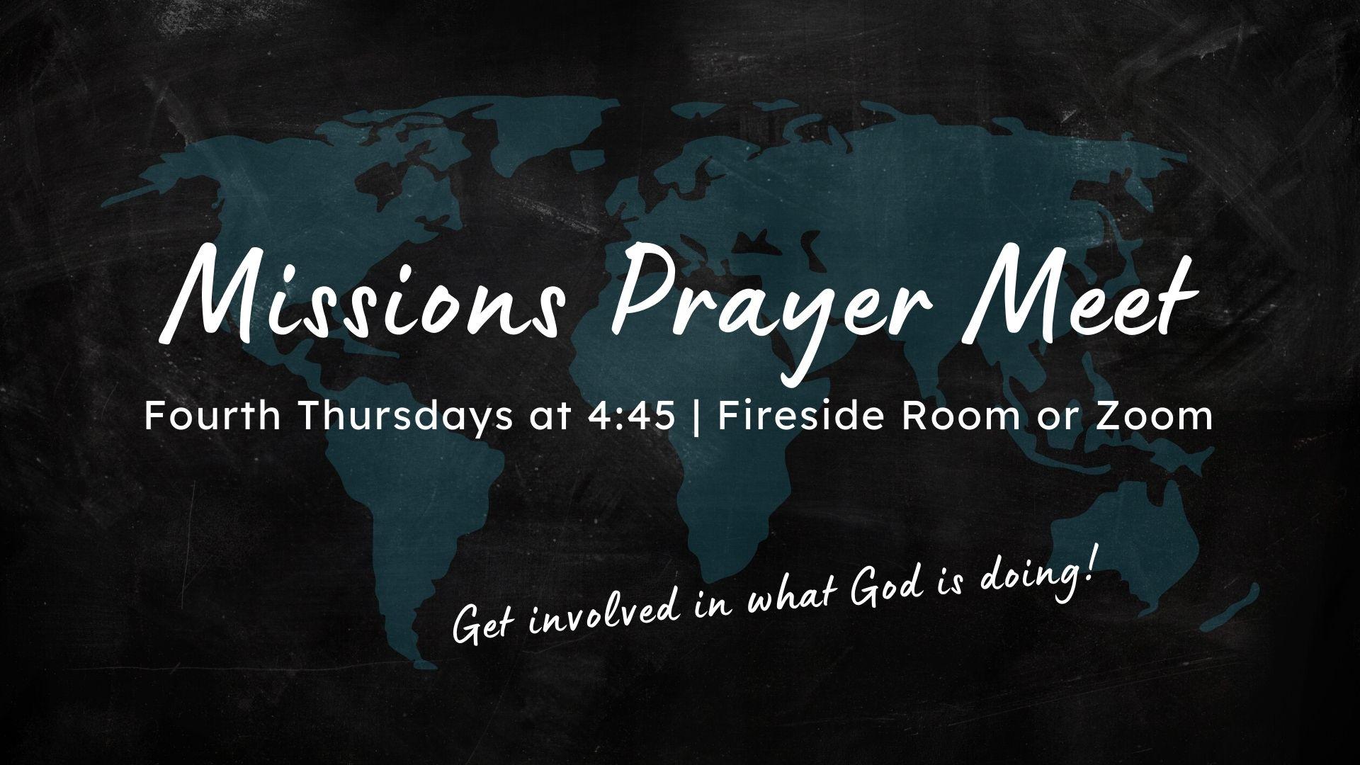 Missions Prayer Meet (6)