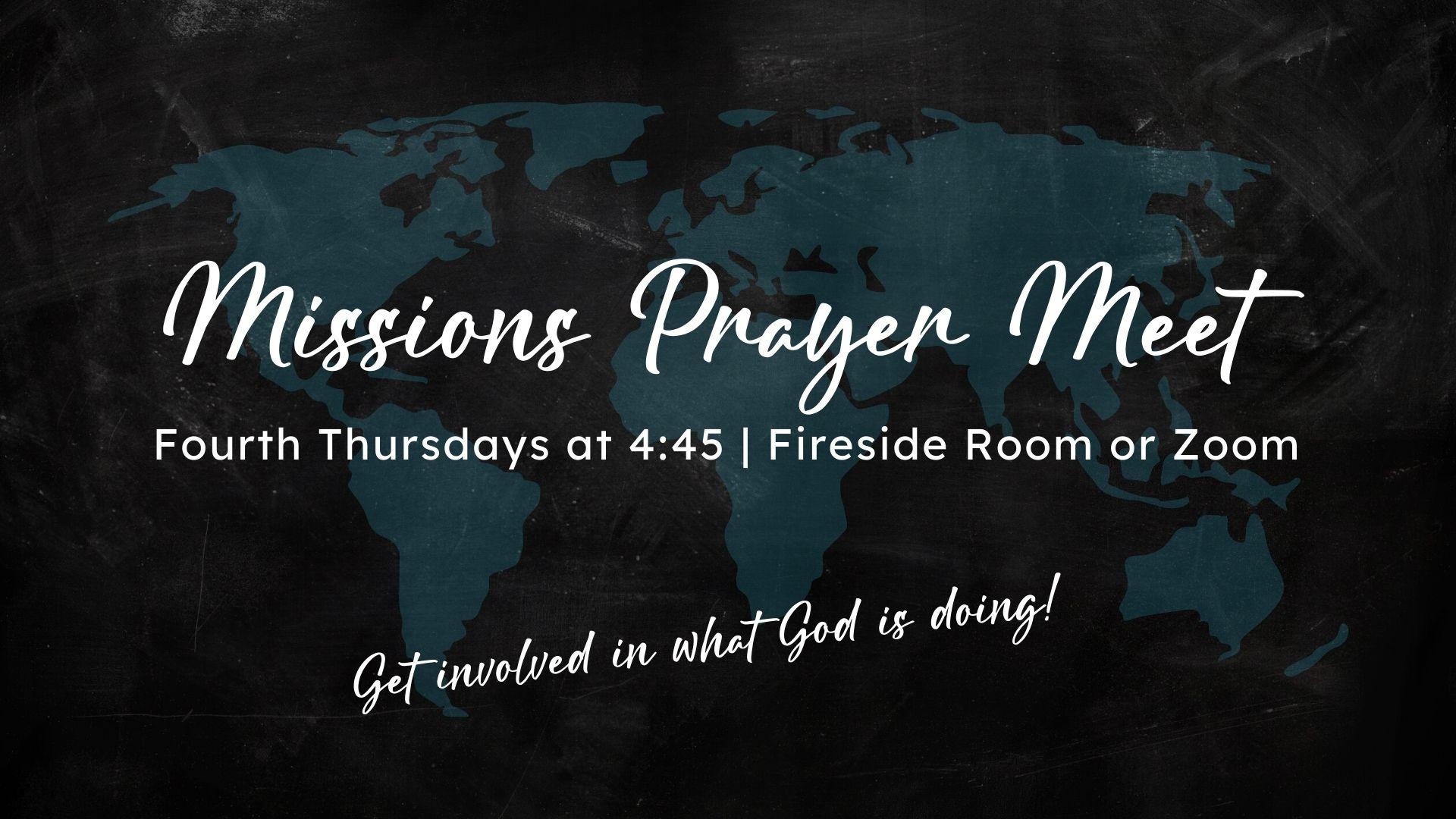 Missions Prayer Meet (9)